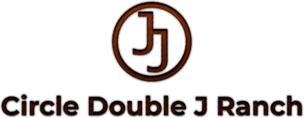 Circle Double J Ranch logo